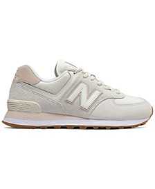 Women's 574 Casual Sneakers from Finish Line
