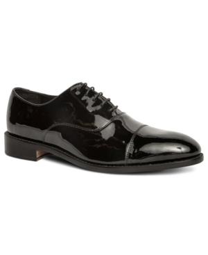 Clinton Tux Cap-Toe Oxford Men's Dress Shoe Men's Shoes