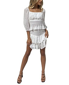 Evelina Tiered Ruffled Skirt