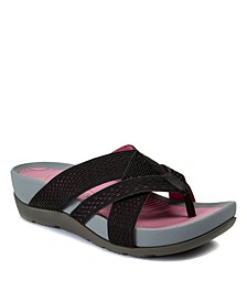 Agatha Rebound Technology Sandals