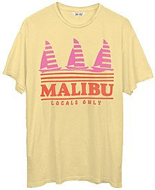 Malibu Locals Only Graphic T-Shirt