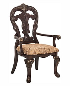 Homelegance Schleiger Dining Room Arm Chair