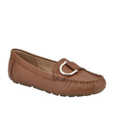 Easy Spirit Women's Evolve Mink Loafer