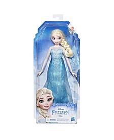 Disney Princess Shimmer Doll Frozen Elsa