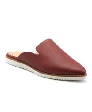 Women's Lou Flat Mules Women's Shoes