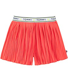 Big Girls Pleated Shorts