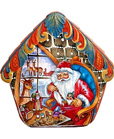 Wrapped Wishes Nativity Workshop Box