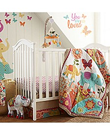 Baby Zahara Crib Bedding Set of 5