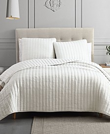 Moonstone 3 Piece Full/Queen Coverlet Set