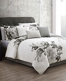 Ridgely 7 Piece Queen Comforter Set