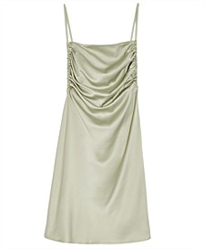 Solid Mini Slip Dress, Created for Macy's