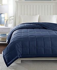 Windom King Down Alternative Blanket, Microfiber with 3M Scotchgard moisture management treatment