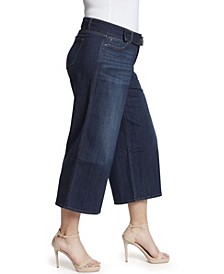 Women's Plus Barry Wide Leg Jean