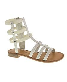 Gemma Women's Flat Sandals