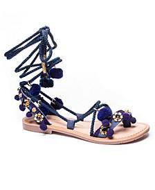 Portia Women's Flat Sandals