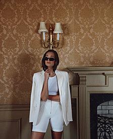 Danielle Bernstein Biker Shorts, Created for Macy's