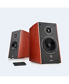 R2000DB Powered Bluetooth Bookshelf Speakers