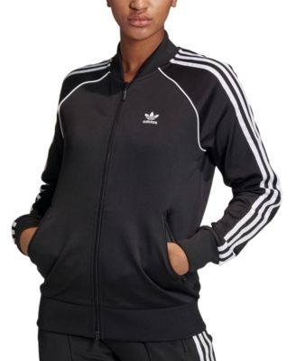 Women's Superstar Track Jacket PrimeBlue