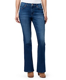 Women's Mid Rise Bootcut Jeans