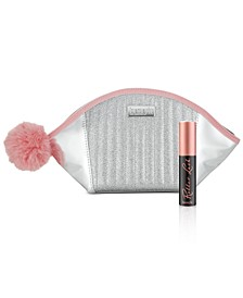 Receive a FREE Trial-Size Rollerlash Mascara and Cosmetics bag with any $50 Benefit Cosmetics Purchase!