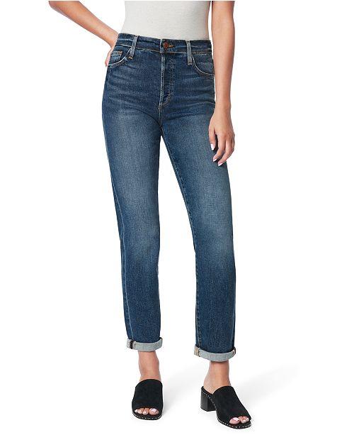 Joe's Jeans Cuffed Boyfriend Jeans