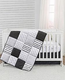 PSP Preston 3-Piece Crib Bedding Set
