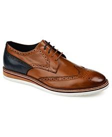 Men's Ridley Wingtip Derby Shoe