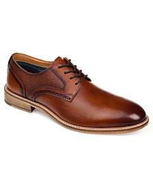 Men's Clayton Plain Toe Brogue Derby Shoe