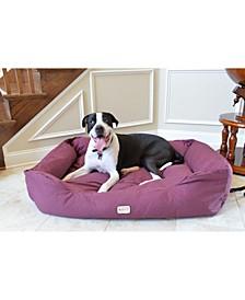 Bolstered Dog Bed
