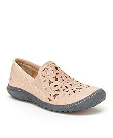 Wildflower Moc Women's Casual Slip On Shoes