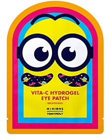 Minions Vita-C Hydrogel Eye Patch, 1 set.
