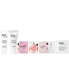 Receive a Free 6-PC Gift with any $100 Philosophy purchase!