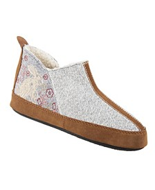 Women's Forest Bootie Slippers