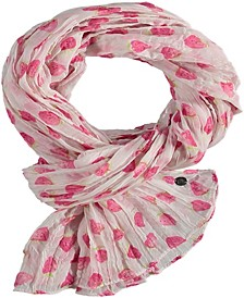 Strawberry Fields Scarf
