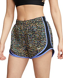 Women's Icon Clash Dri-FIT Printed Tempo Running Shorts
