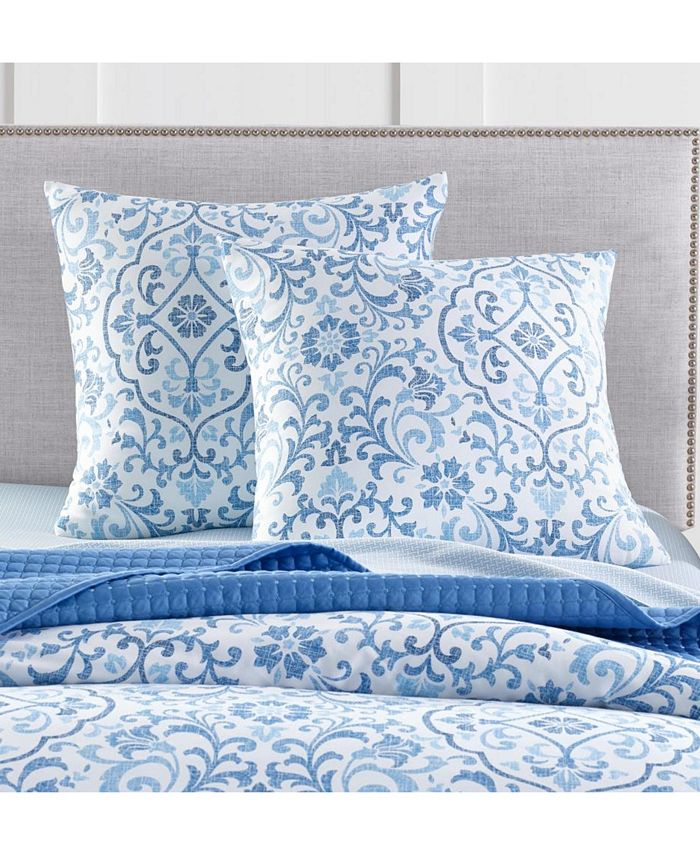 Charter Club - Filigree 300-Thread Count Duvet Set, Created for Macy's