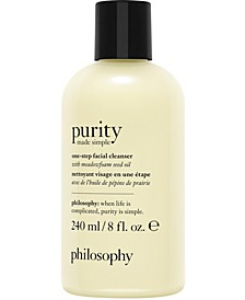 Purity Made Simple Cleanser, 8-oz.