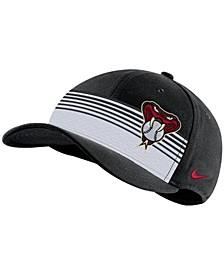 Arizona Diamondbacks Stripe Swooshflex Classic 99 Cap
