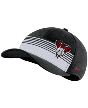 Nike Arizona Diamondbacks Stripe Swooshflex Classic 99 Cap