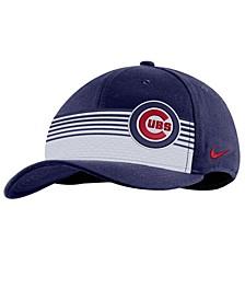 Chicago Cubs Stripe Swooshflex Classic 99 Cap