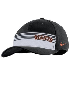 Nike San Francisco Giants Stripe Swooshflex Classic 99 Cap