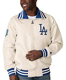 Men's Los Angeles Dodgers Captain Coop Satin Jacket