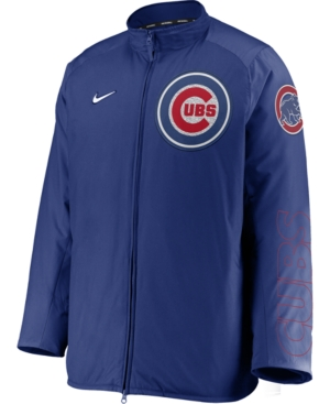 Nike Men's Chicago Cubs Authentic Collection Dugout Jacket