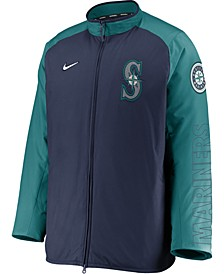 Men's Seattle Mariners Authentic Collection Dugout Jacket