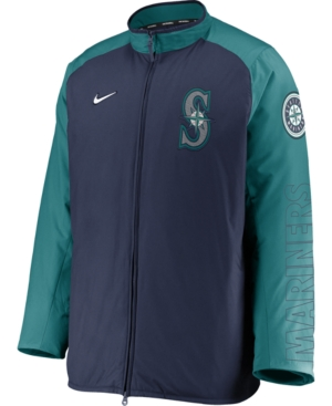 Nike Men's Seattle Mariners Authentic Collection Dugout Jacket