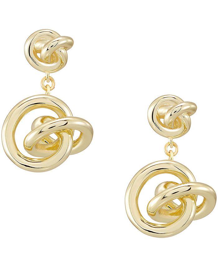 Kendra Scott - Love Knot Drop Earrings