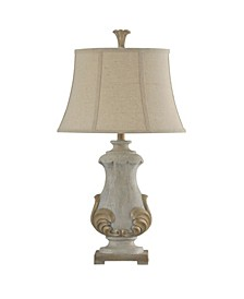 Softback Fabric Shade Table Lamp