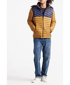 Men's Color Block Fuji Jacket