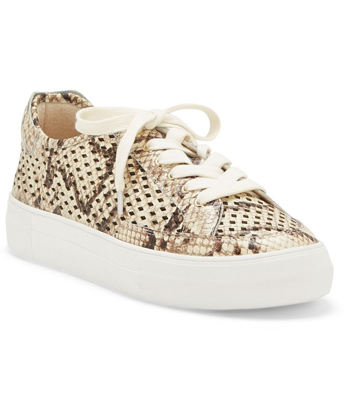 Vince Camuto - Karshey Lace-Up Platform Sneakers