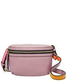 Women's Brenna Leather Waist Bag